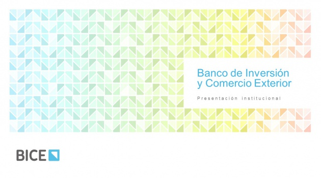 BANCO BICE - POWERPOINT