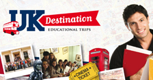 UK Destination - Sitio Web